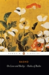 On Love and Barley - Haiku of Basho from Penguin Classics