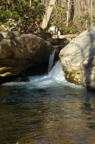 Little Stony Creek, Cascades Hike, Giles Co, VA by Andrea Badgley on Butterfly Mind