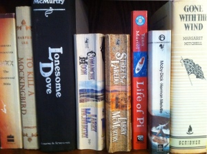 Top shelf books on andreabadgley.com