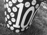 100 blog entries, 100 favorite words hat by Andrea Badgley at andreabadgley.com