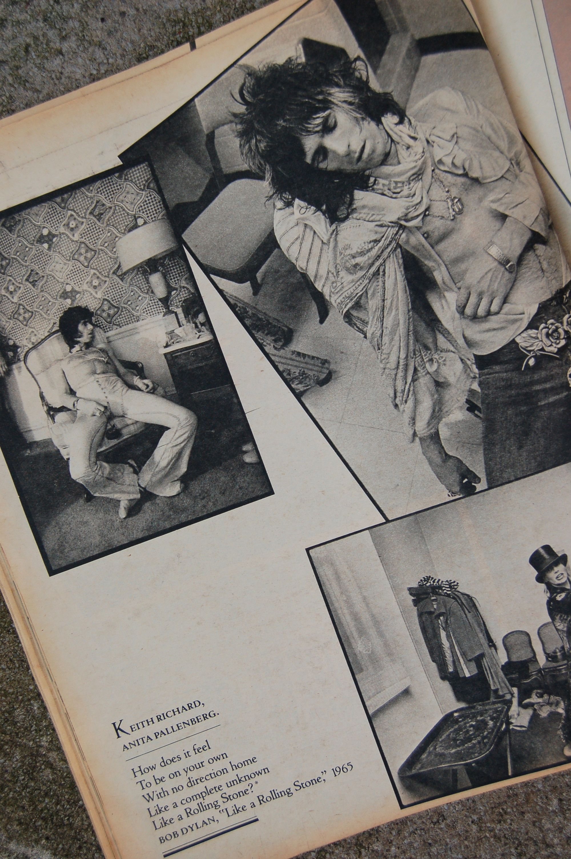 The 1977 Rolling Stone On Our Shelf A Photo Essay Butterfly Mind