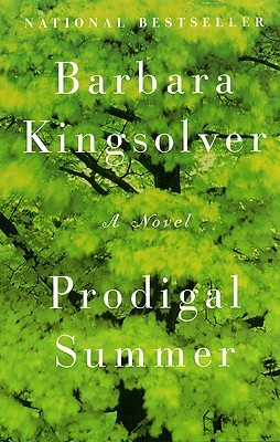 Prodigal Summer by Barbara Kingsolver book cover