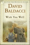Wish You Well book cover by David Baldacci