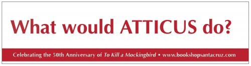 Atticus Finch is my parenting role model (2/2)