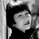 Amy Tan, Asian American author from California on andreabadgley.com