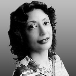 Bharati Mukherjee, Indian American author from Iowa on andreabadgley.com