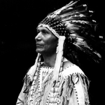 Charles Eastman, Native American author from South Dakota