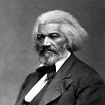 Frederick Douglass, African American author from Maryland on andreabadgley.com