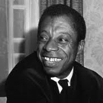 James Baldwin, African American author from New York on andreabadgley.com
