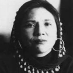 Janet Campbell Hale, Native American author from Idaho on andreabadgley.com