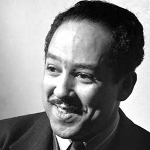 Langston Hughes, African American author from Kansas on andreabadgley.com