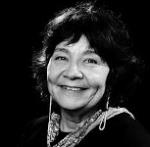 Leslie Marmon Silko, Native American author from Arizona on andreabadgley.com