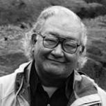 M. Scott Momaday, Native American author from New Mexico on andreabadgley.com