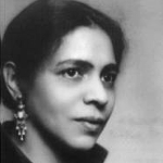 Nella Larsen, African American author from New York on andreabadgley.com