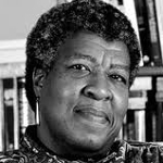 Octavia Butler, African American author from California on andreabadgley.com