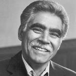 Rudolfo Anaya, Hispanic American author from New Mexico on andreabadgley.com