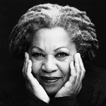 Toni Morrison, African American author from New York on andreabadgley.com
