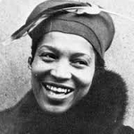 Zora Neale Hurston, African American author from Florida on andreabadgley.com