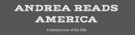 Andrea Reads America blog header