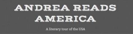 Andrea Reads America blog header