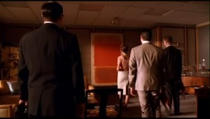 Bert Cooper's Rothko, Mad Men Season 2