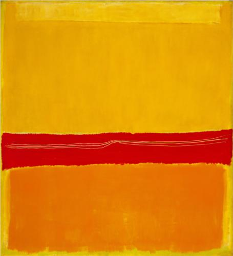 Art Credit: Mark Rothko No.5/No.22 on wikipaintings