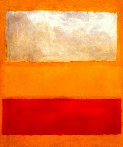 Mark Rothko: No. 13 (White, Red, on Yellow), 1958