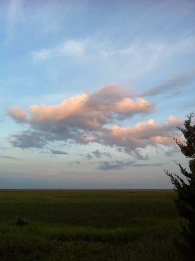 Spanish Hammock Morning Sky
