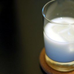 Grandma's Gin and Milk