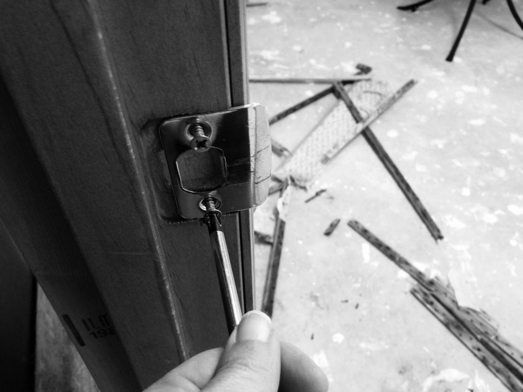 home renovation screwdriver