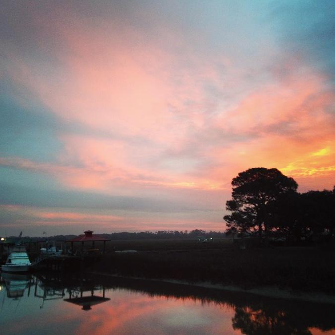 Sunrise, Tybee Island, GA