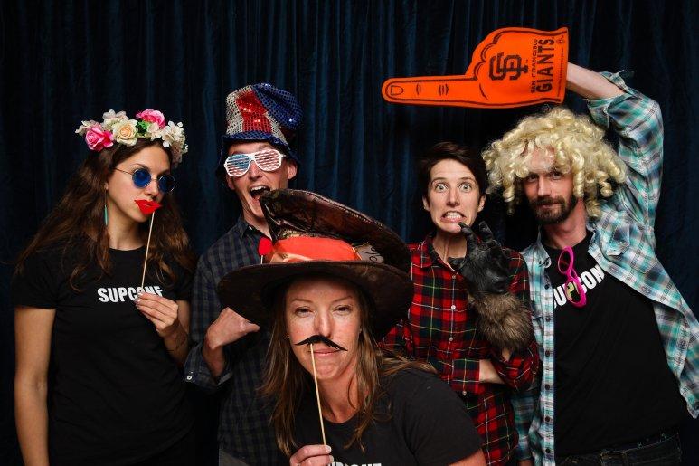 My mentee group: Nykki, Jeremey, me, Mireille, Bill