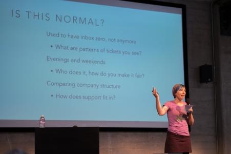 Sonya Green's opening keynote