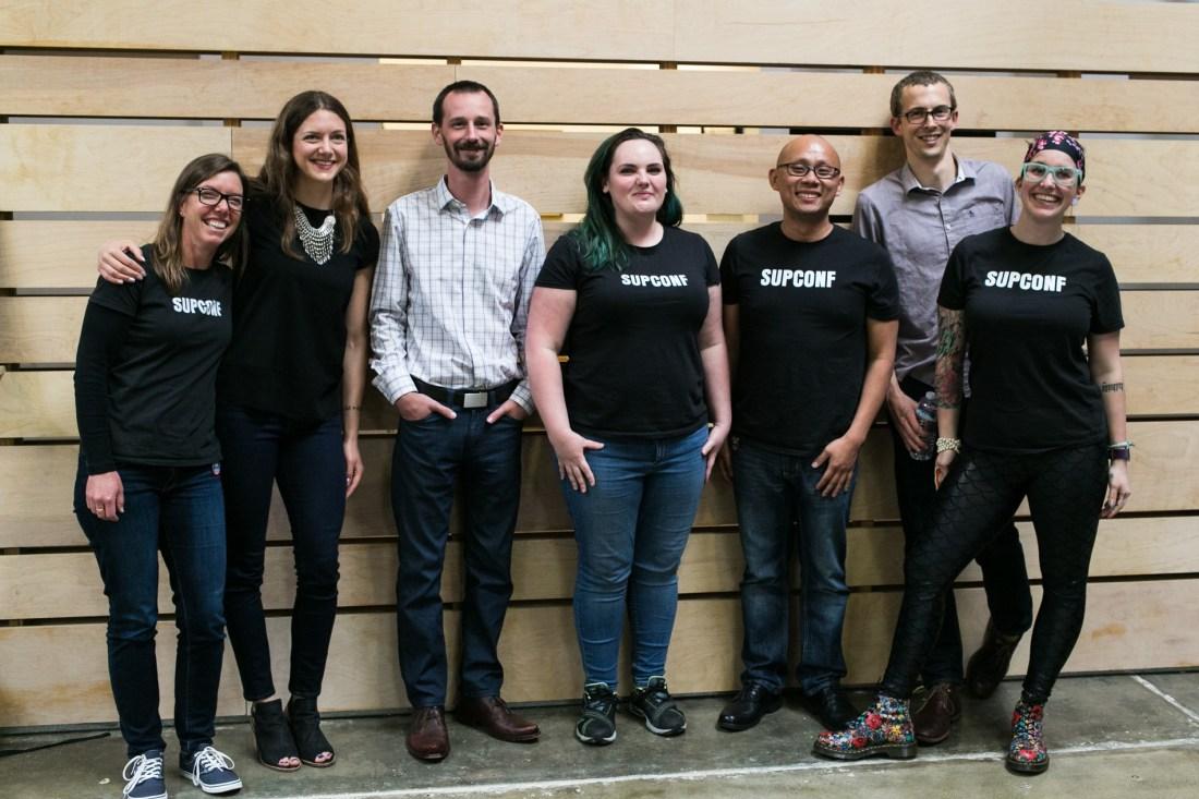 supconf-organizers from lanceconzett