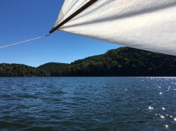 Swirly sail