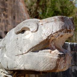 Mayan Ruins in Mexico