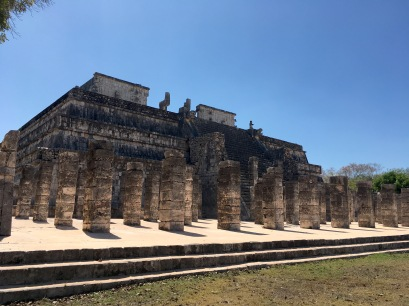 The Temple of the Warriors