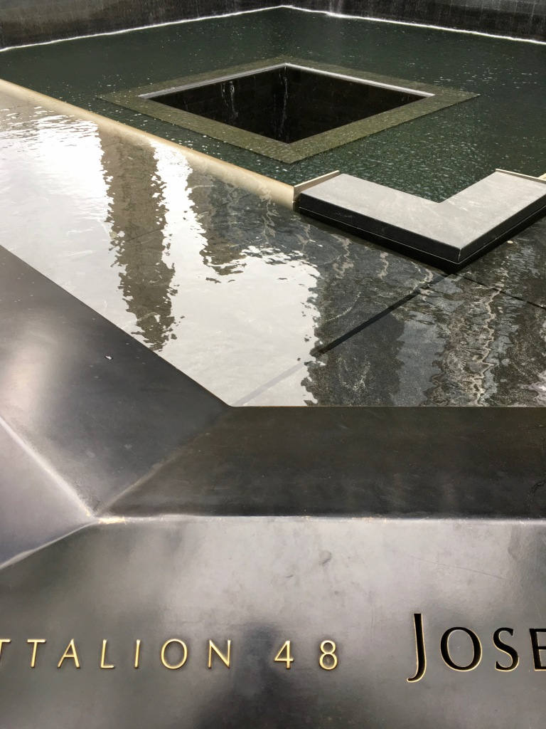 9:11 memorial pool