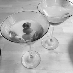Remember your first martini?