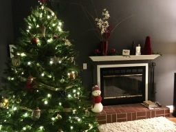 Christmas restless