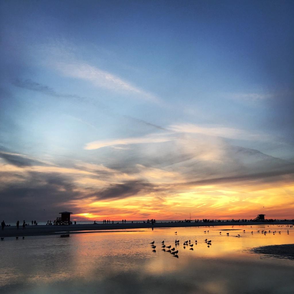 sunset siesta key IG FL
