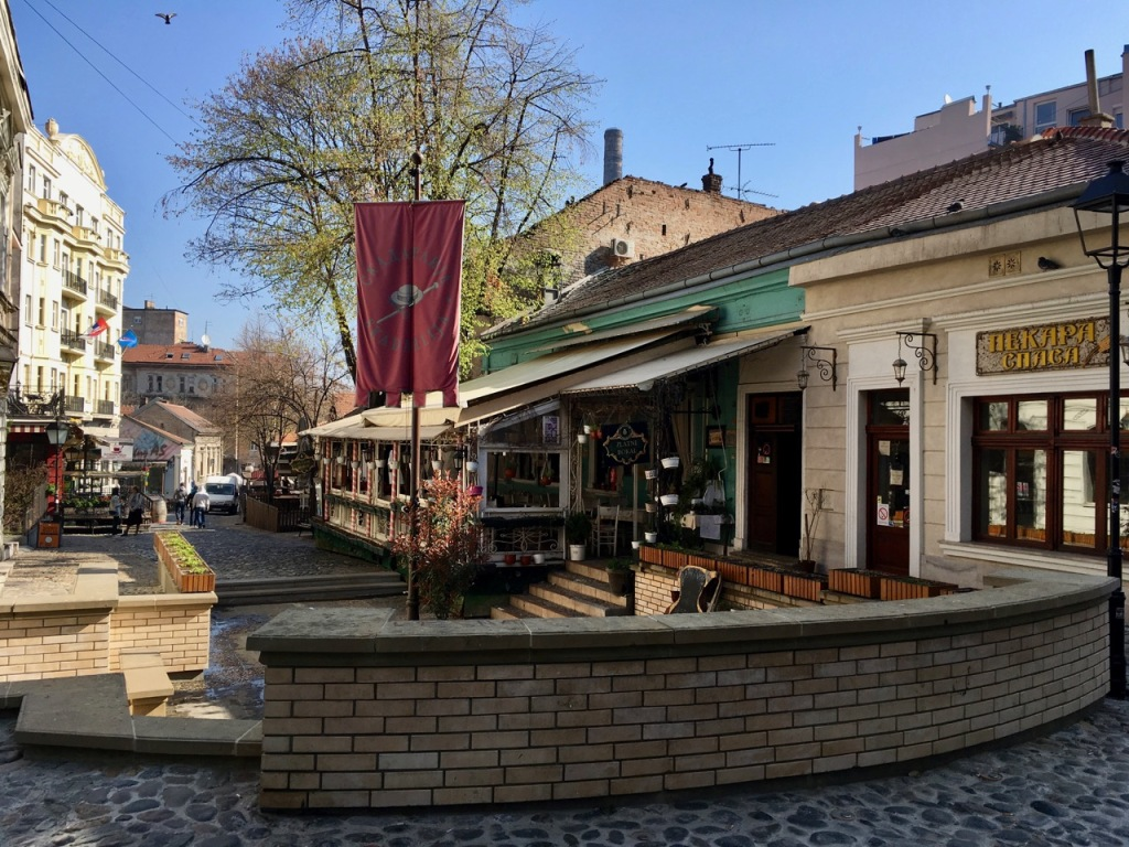 bohemian village belgrade