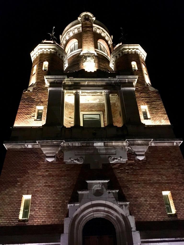 gardos tower in zemun belgrade